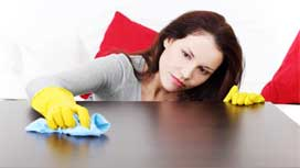 Cleaning your house for less time