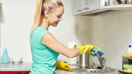 4 little things for a clean house