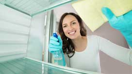 How cleaning your freezer can get easier