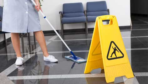 Specialist Commercial Cleaning