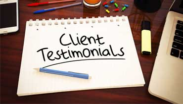 Cleaning Testimonials in London